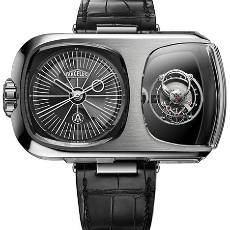 アンジェラスの超高級時計
