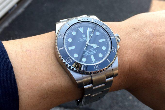 on sale ca7b6 d471d KARITOKE(カリトケ)で高級時計を借りられるけどお得なのか ...