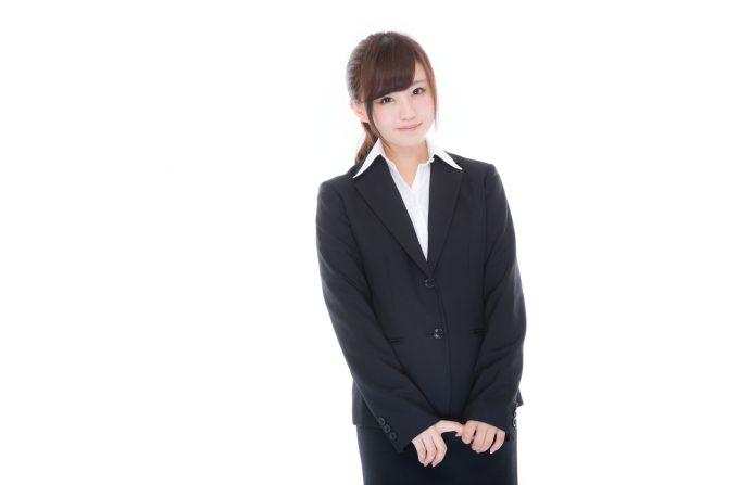 新入社員の女子