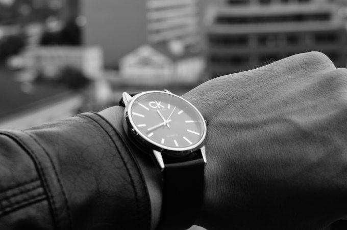 カルバンクラインの時計
