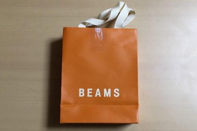 BEAMSの袋