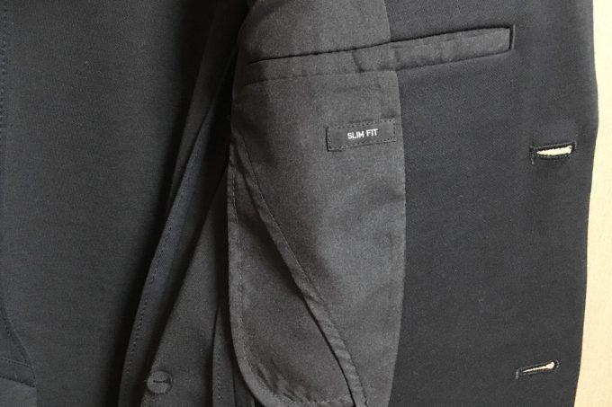 コンフォートジャケット 左の内ポケット