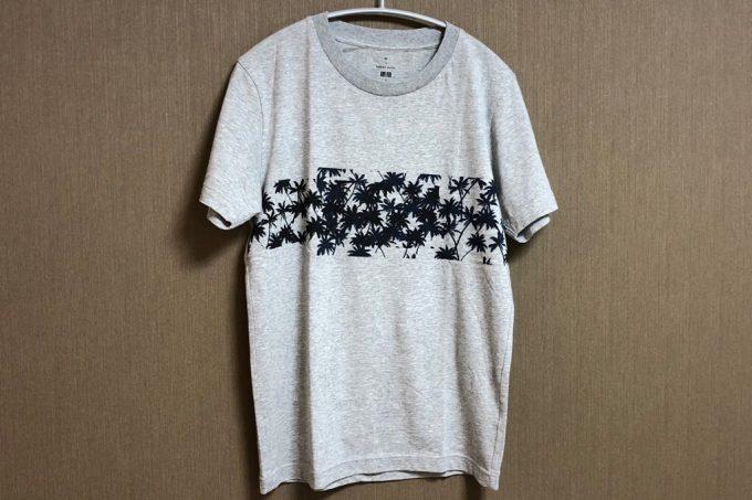 【トーマスマイヤー×ユニクロ】 スーピマコットンプリントTシャツ(半袖)