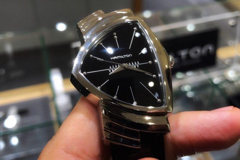 timeless design 4f109 5627b ハミルトンの時計って評判どう? 評価の高いおすすめモデル ...