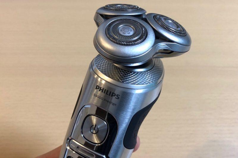 フィリップス「S9000プレステージ」アップ