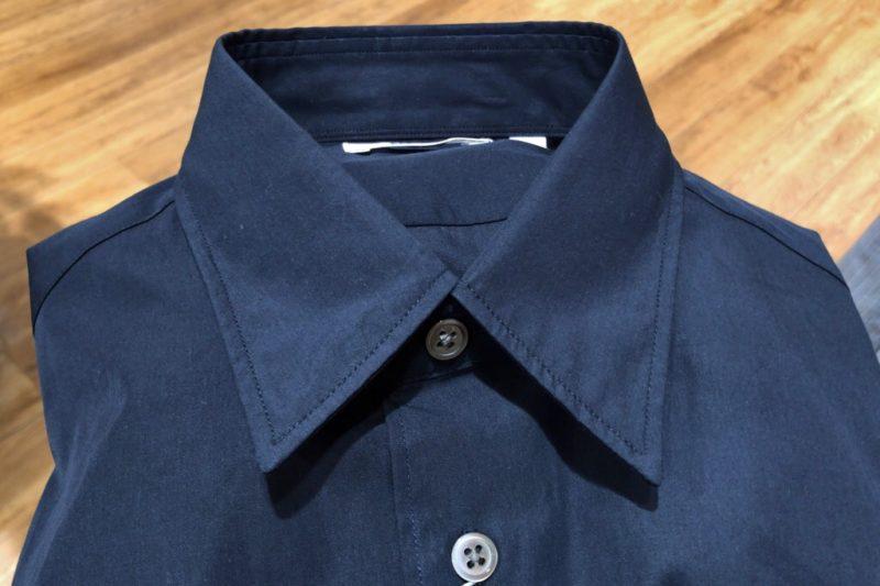 ブロードシャツ(長袖)